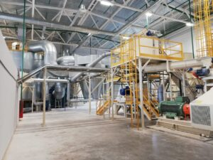 Cedrus dostawcą technologii do produkcji pelletu drzewnego na Białorusi.